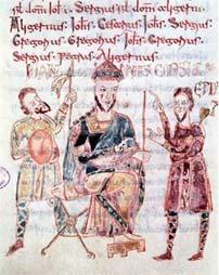 Tacito, nel saggio Germania (98 d.C