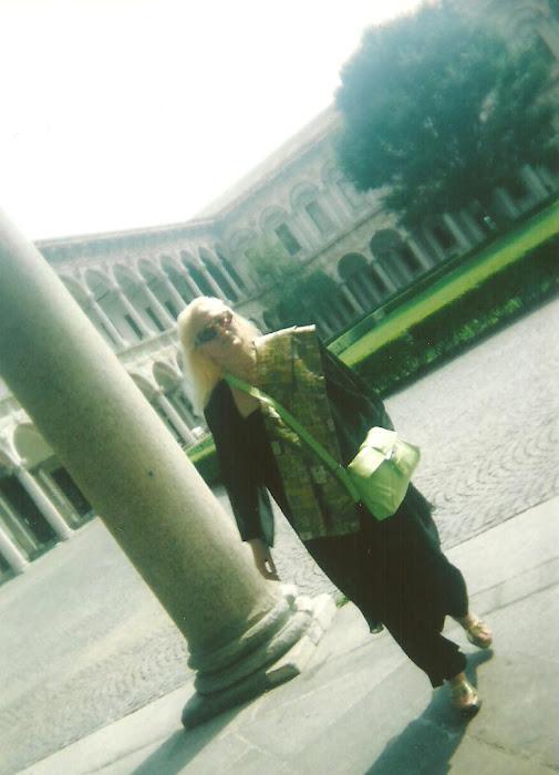 HIRH Princess Yasmin Aprile von Hohenstaufen Puoti sett.2009