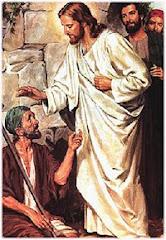 """""""Jesus, filho de Davi, tem piedade de mim!""""."""