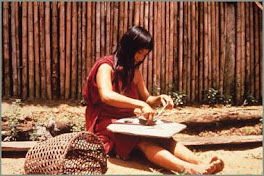 Mujer Aguaruna