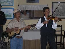 El Violinista Raúl Briceño