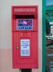 postage via