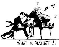 What a pianist DRAWINGa