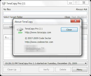 TeraCopy Pro v.2.1 + Serial