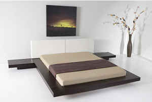 Oriental Platform Bed Frame