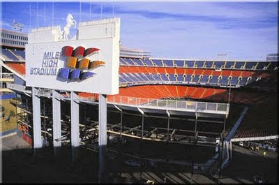 Old Mile High Stadium Seats http://thenosebleedsblog.blogspot.com/2009_09_01_archive.html