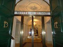 Hotel De Russie Rome