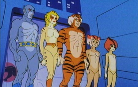 Thundercats  Episode on Ll Maintain Continuity And Keep Her Naked During The First Episode
