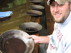Scott - Gold Panning in Alaska!