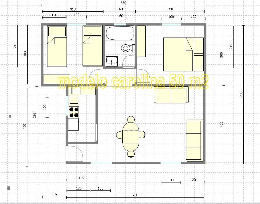 casas prefabricadas de termo panel sip