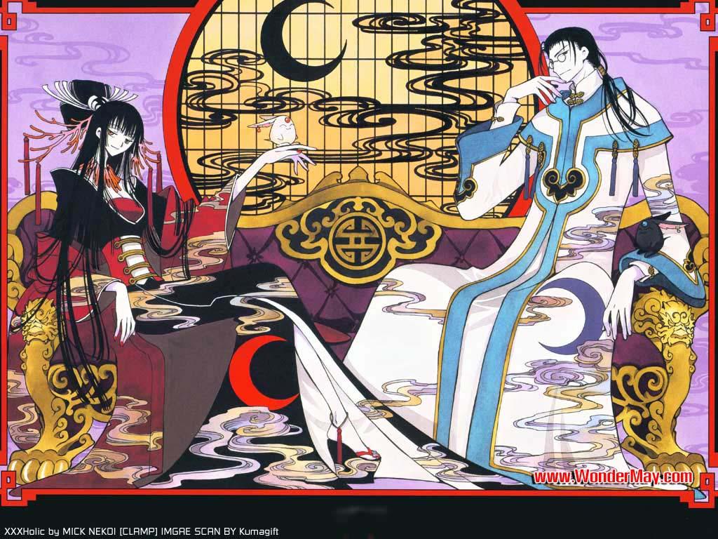 [Manga] Melhor Arte  Xxxholic001s
