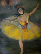 bailarina amarilla