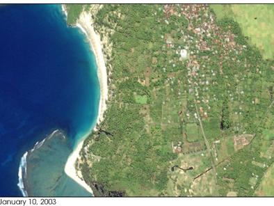 Foto satelit aceh besar 20
