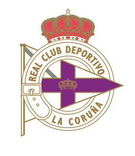 Deportivo La+Coruna logo La Liga Team Of The Week   Jornada 26
