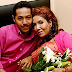 Sheeda dan suami berposing