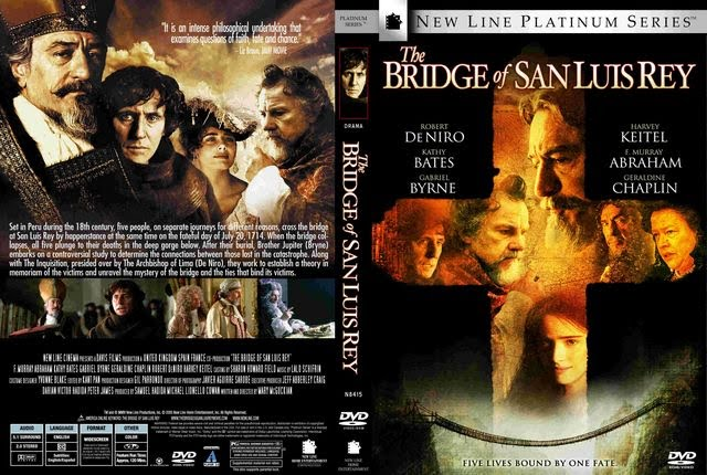 The Bridge of San Luis Rey (2004) Robert De Niro DVDRip