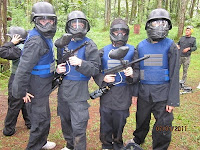 outbound paint ball