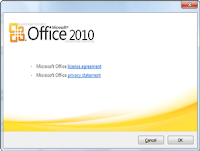 Will be free, Microsoft Office 2010 with 2007?