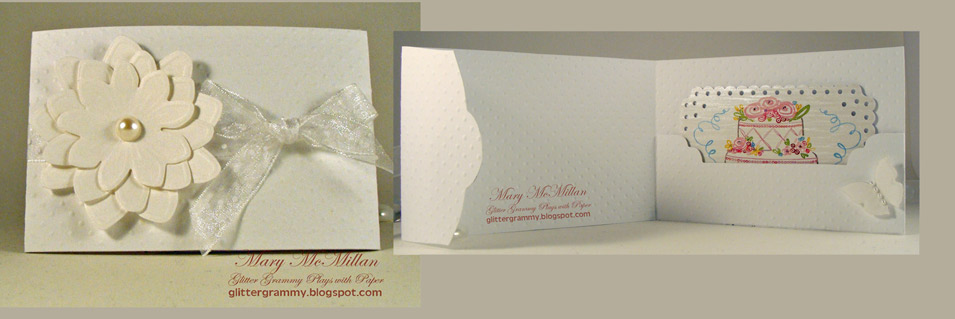 How To Write Wedding Gift Envelope : ... wanted to send a gift card to the store she is registered with