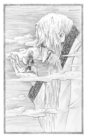 Gaiman Neil - Odd et les Géants de Glace Frost+giant