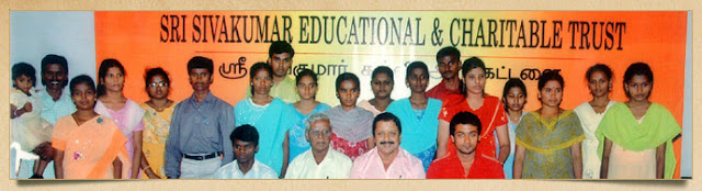 Surya and Sivakumar educational trust