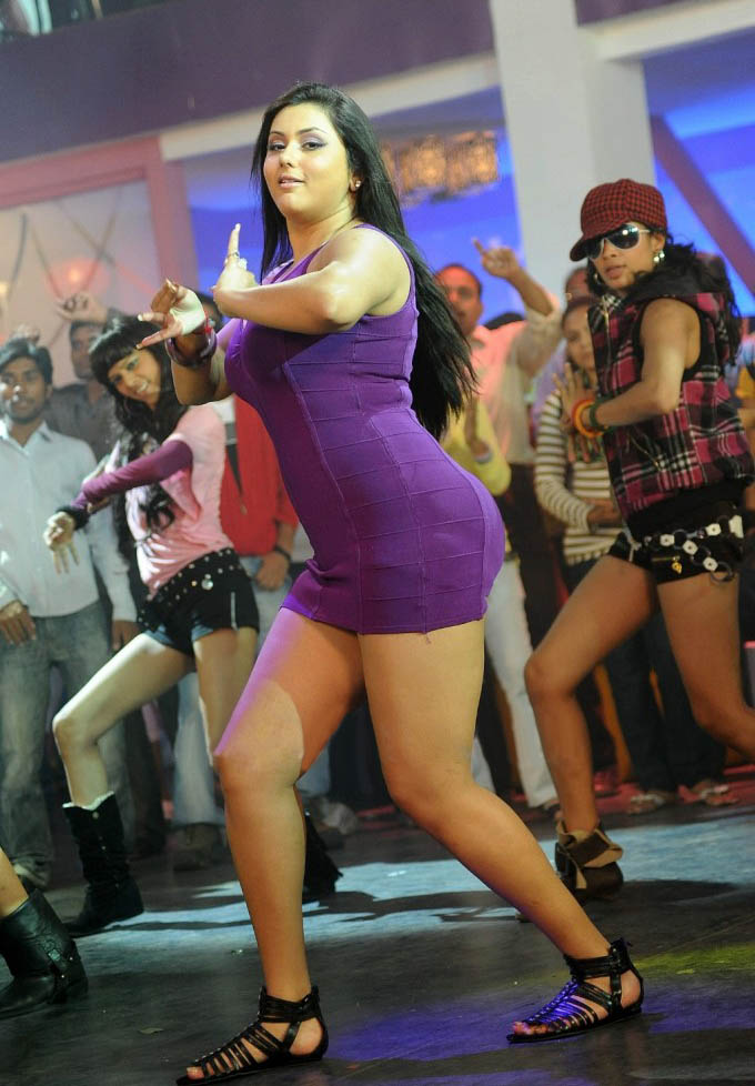 CenimaGallary: Namitha ultimate desires