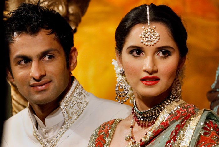 Sania Mirza - Shoaib Malik Reception in Pakistan still 9