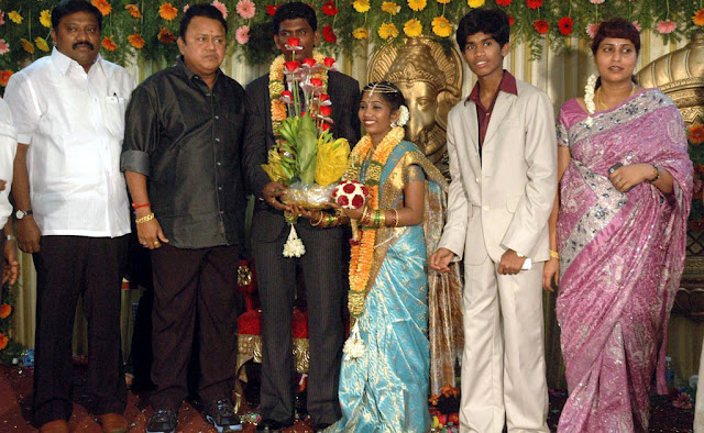 Kanal kannan Son's Marraige Reception Still 3