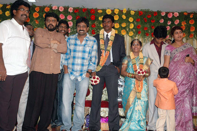Kanal kannan Son's Marraige Reception Still 5