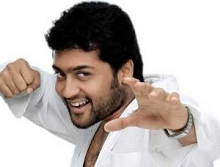 Surya's Singam in Telugu Yamudu