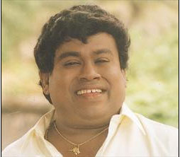 Actor Senthil Hairstyle