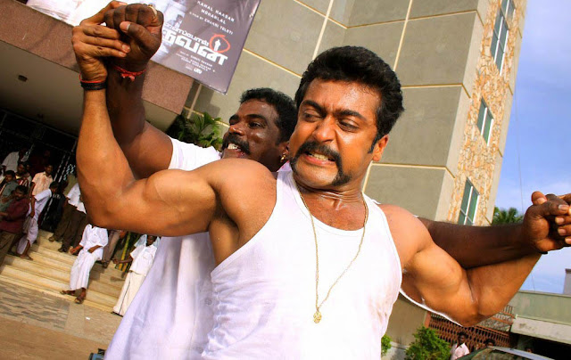 Surya's Singam Movie Stills 5