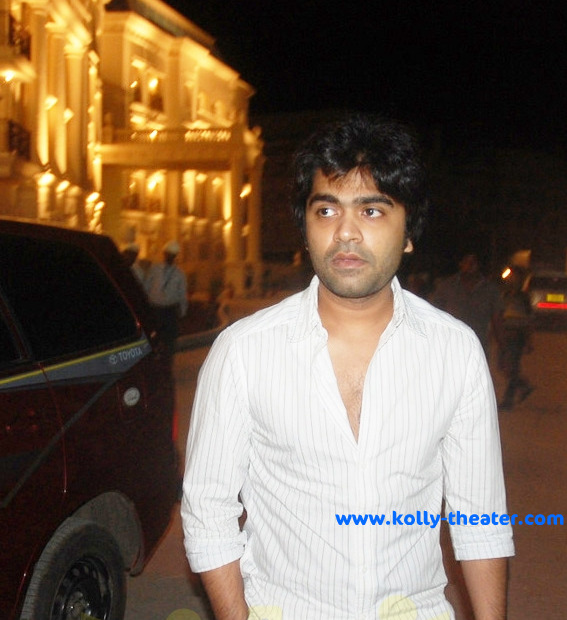 Simbu and Shriya @ Hiranandani Palace Gardens stills 7