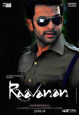 Raavan Team avoided Prithiviraj