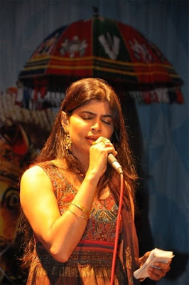 Interview with Chinmayi - A Multi-Talented Singer