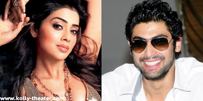 Shriya - Rana in Love