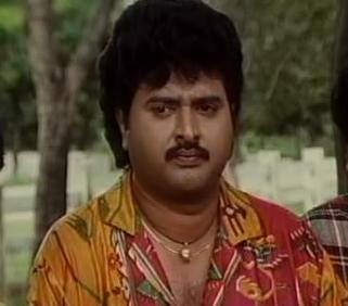 'Kizhakke Pogum Rayil' Sudhakar in Comma stage