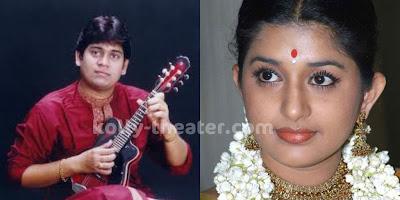 Meera Jasmine to marry Mandolin U Rajesh