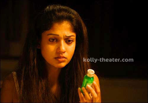 Court stays Nayantara's movie