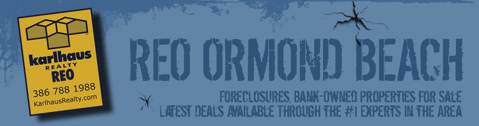 Ormond Beach  Foreclosures, Bank-Owned Properties, REO Real Estate For Sale