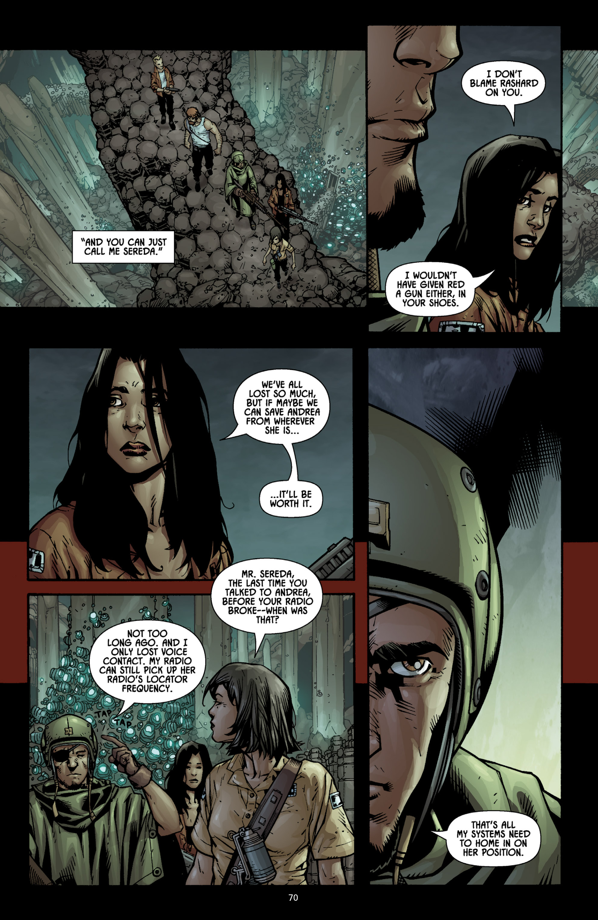 Aliens (2009) TPB Page 65
