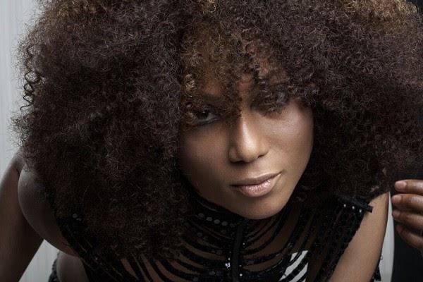 Short Natural Afros For Black Women