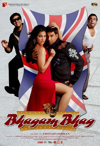 Bhagam Bhag (2006) Movie Poster
