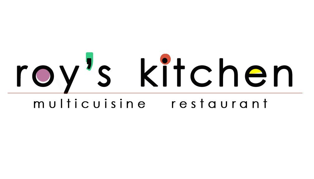 Desi gypsy roy 39 s kitchen logo for Roy s country kitchen