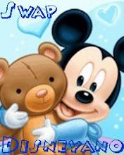 Partecipo allo swap Disneyano