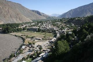 Chitral: GEOGRAPHY & LOCATION