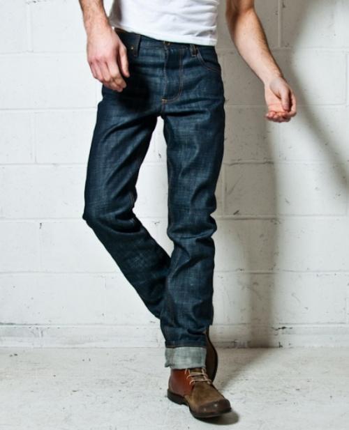 Denim Jeans Men Fashion