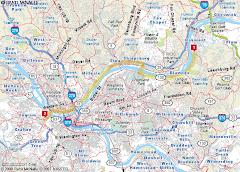 Map to Carol's