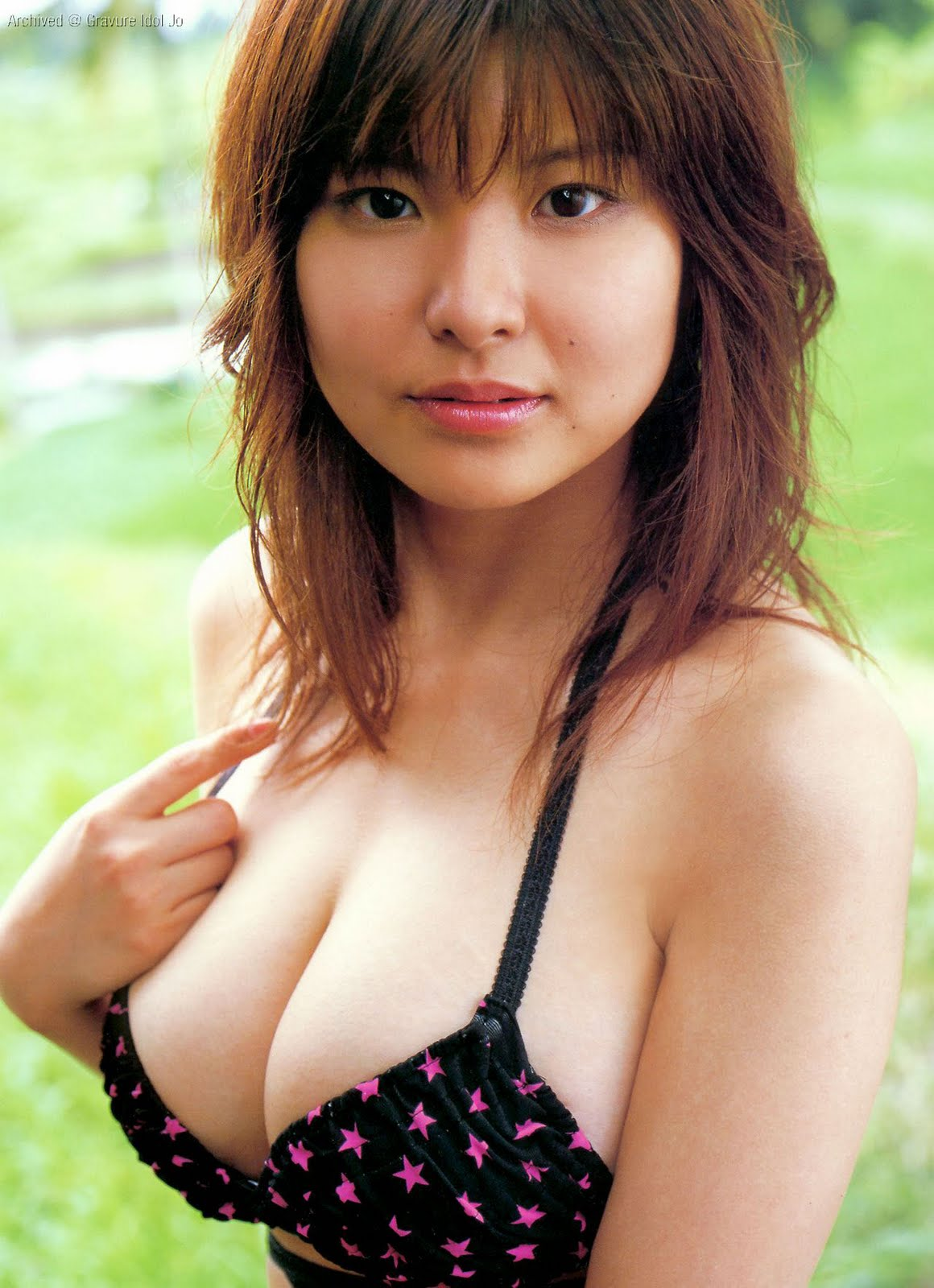 Miri Hanai : Japanese gravure idol, Hot Model