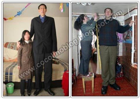 Leonid Stadnik and Bao Xishun